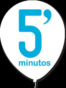 5 Minutos - Yo medito