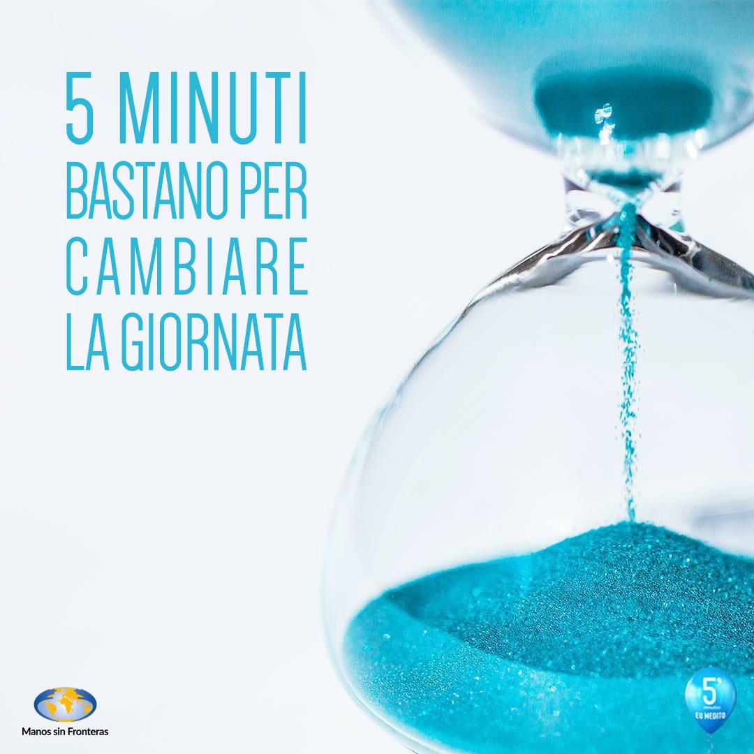 Bologna - 5 MINUTI, IO MEDITO